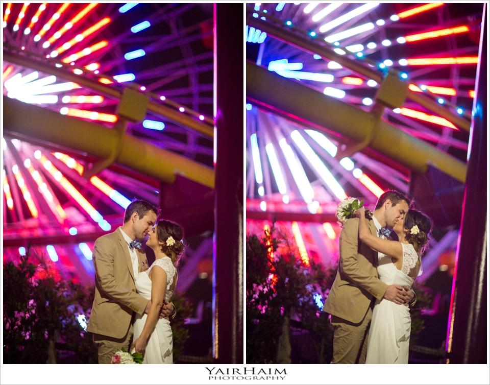 Santa-Monica-Pier-wedding-photos-Yair-Haim-3
