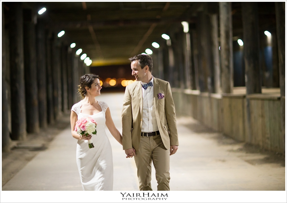 Santa-Monica-Pier-wedding-photos-Yair-Haim