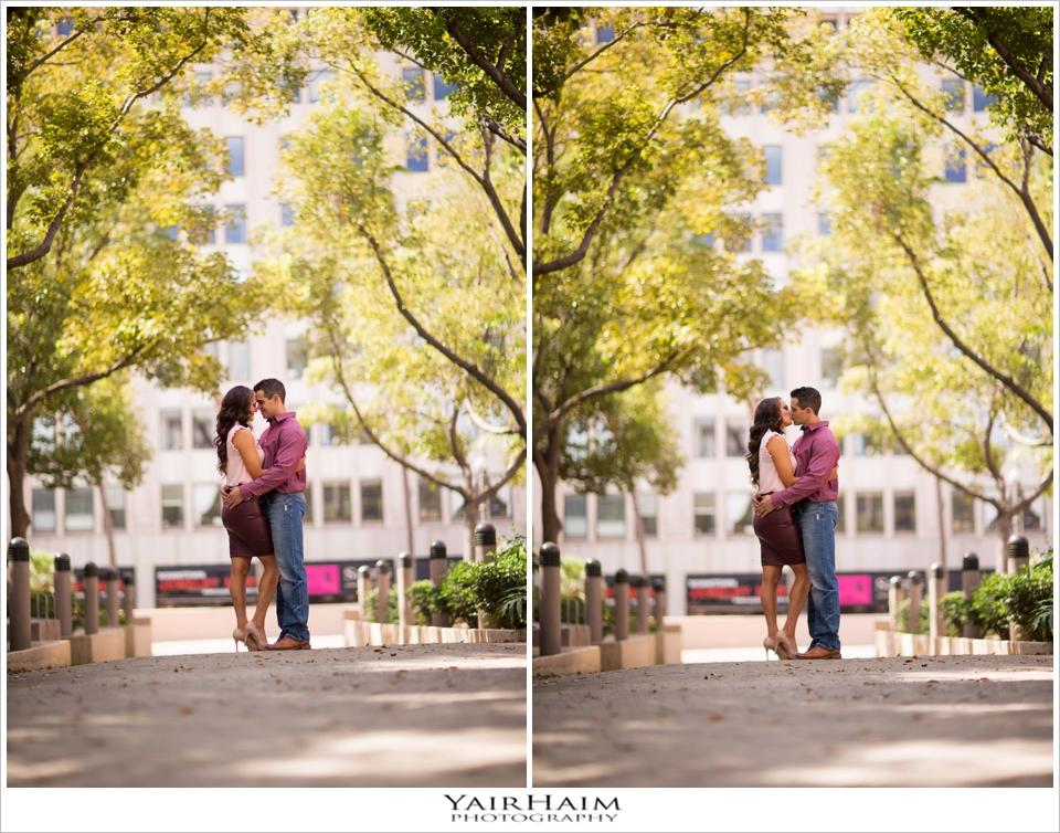 Millennium-Biltmore-Los-Angeles-wedding-engagement-photos-10