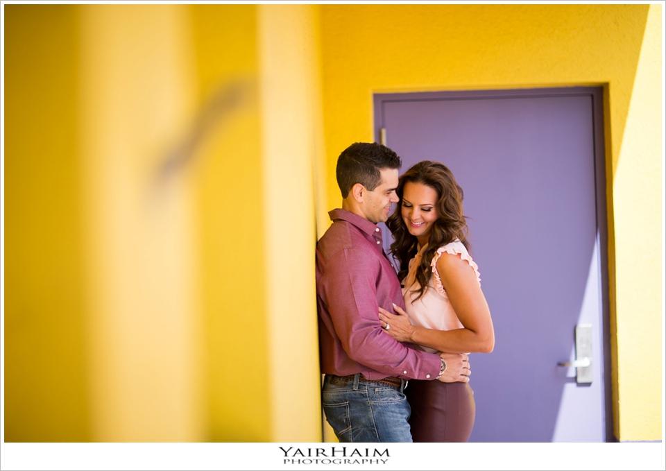 Millennium-Biltmore-Los-Angeles-wedding-engagement-photos-6