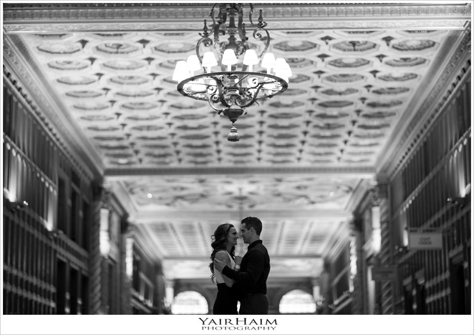 Millennium-Biltmore-Los-Angeles-wedding-engagement-photos