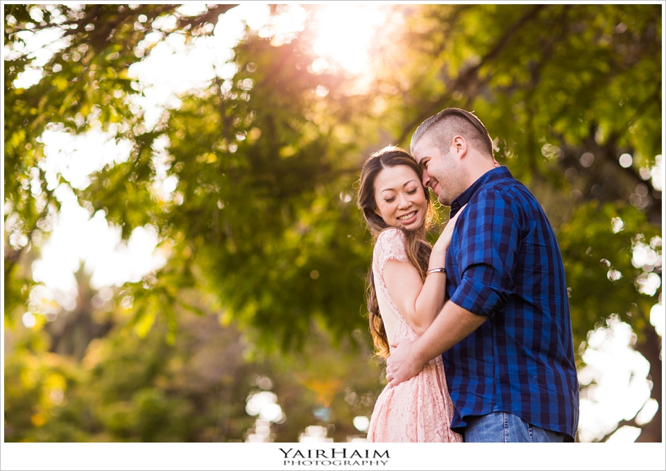 Exposition-Park-Los-Angeles-engagement-photos-10