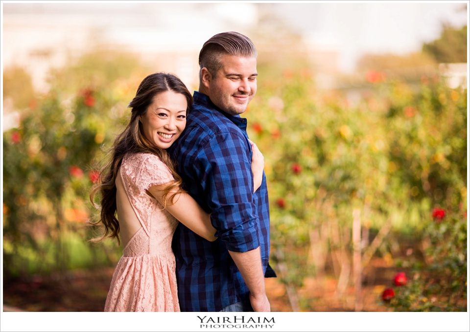 Exposition-Park-Los-Angeles-engagement-photos-5