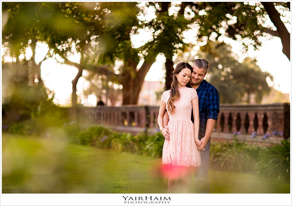 Exposition-Park-Los-Angeles-engagement-photos-8