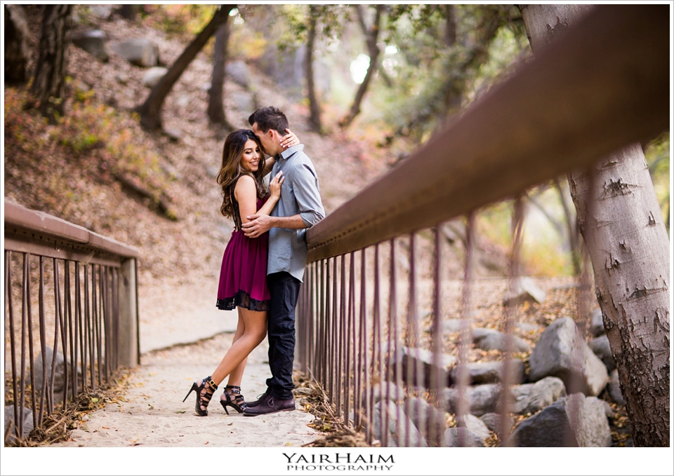 Pasadena-engagement-photos-forest-session-yair-haim-2